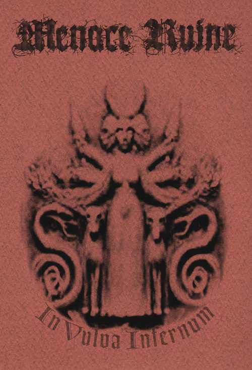 In Vulva Infernum Tape Cover